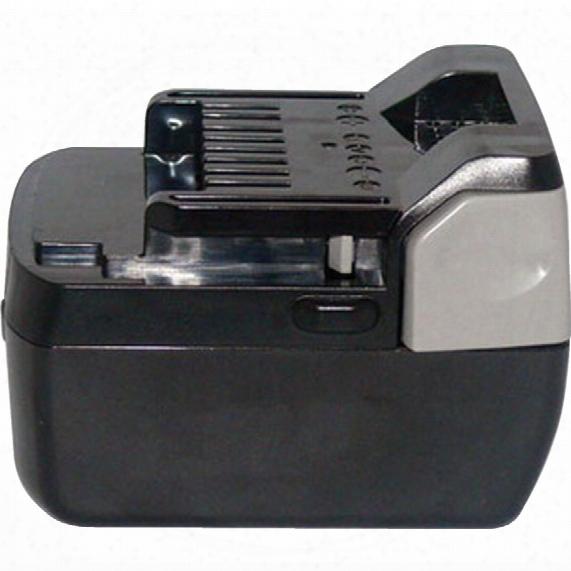 Hitachi Power Tools Bsl1850 18v 5.0ah Li-ion Slide On Battery