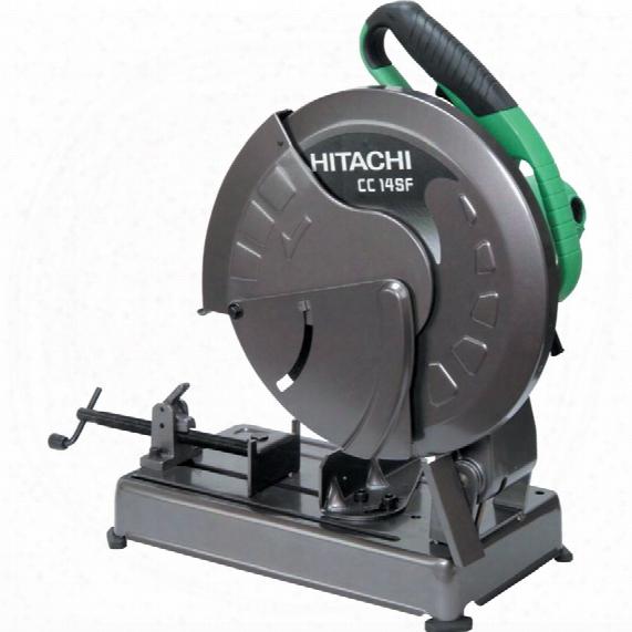 "Hitachi Power Tools Cc14sf 14"" 2000w Abrasive Cut-off Saw 110v"