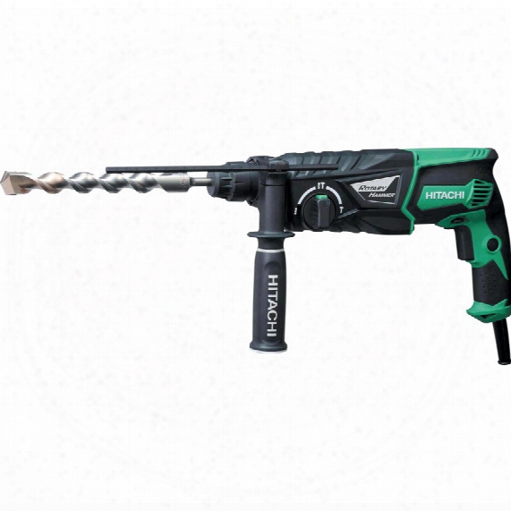 Hitachi Power Tools Dh26px Sds Rotary Hammerd Rill 2.8kg 3 Mode 240v
