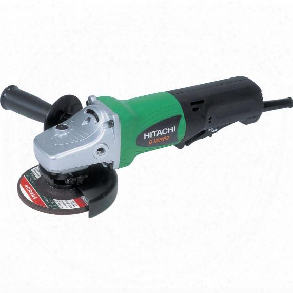 Hitachi Power Tools G12se2 115mm 1200w Anglegrinder 110v