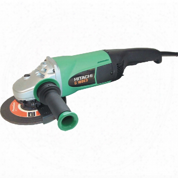 Hitachi Power Tools G18se3 180mm 2300w Angle Grinder 240v
