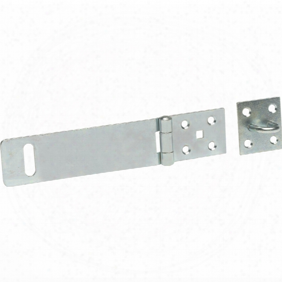 Matlock 75mm Safety Hasp & Staple Bzp-electro Galv