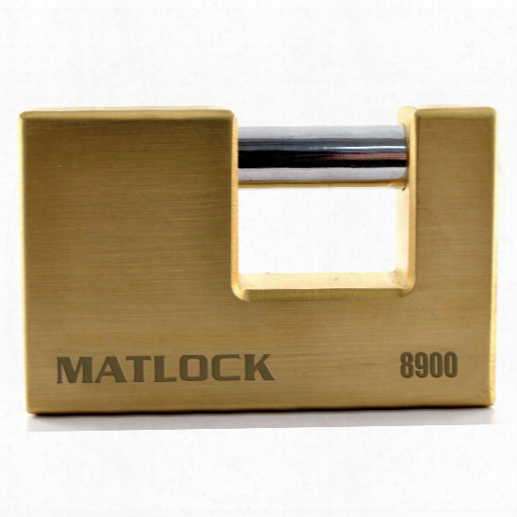 Matlock 83mm Lock Block Keyed Alike