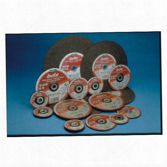 Norton Saint Gobain 100x2.5x16mm Bdx Type-42dpc Disc - Metal