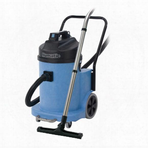 Numatic Wdv900-2 Heavy Duty Wet & Dry Cleaner Blue 240v