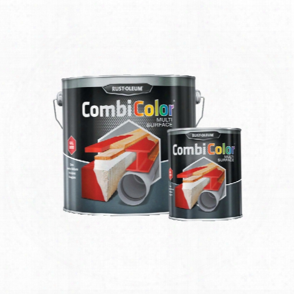 Rust-oleum 7382ms S/grey Combi-colormulti-surf. Gloss 750ml