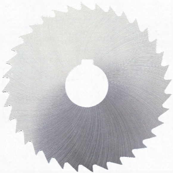 "Sherwood 3""x1/32""x1"" Hss Slitting Saw 30t"