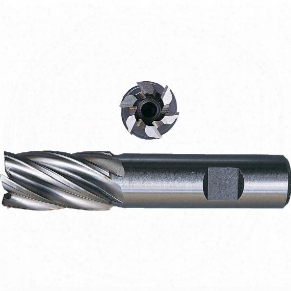Sherwood 5.50mm Hss-cobalt Weldon End Mill