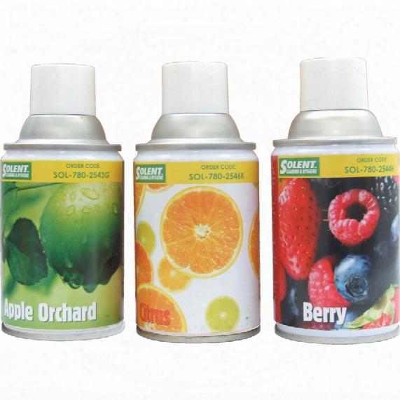 Solent Cleaning Solent Air Freshener 270m L Refill - Citrus