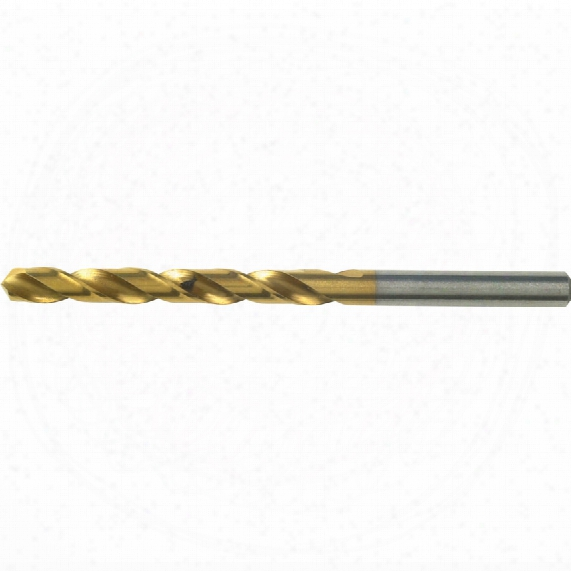 Swisstech 12.10mm Tin Coated Jobber Drill