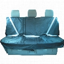 Hdd Universal Car Rear Grey Seat Cover