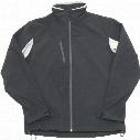 Tuffsafe Roma Black/Grey Soft Shell Jacket - Size 2Xl