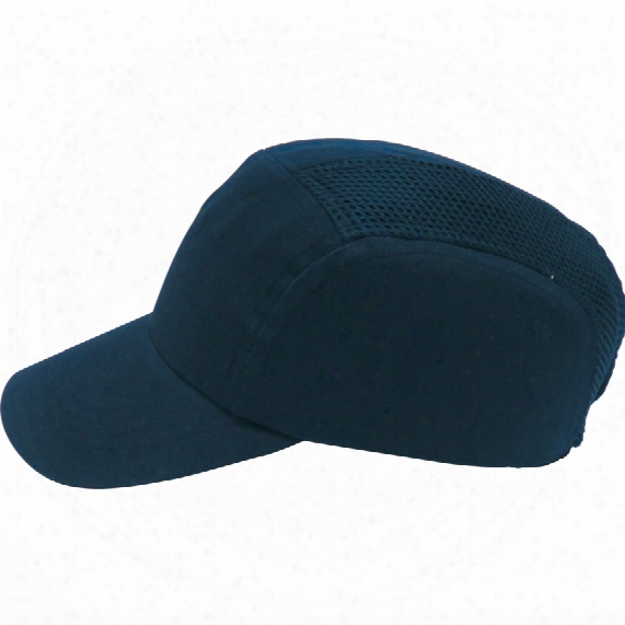 Tuffsafe Baseball Style Bump Cap Navy