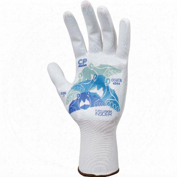 Turtleskin 530 Cp Neon Insider Glove Size (l)