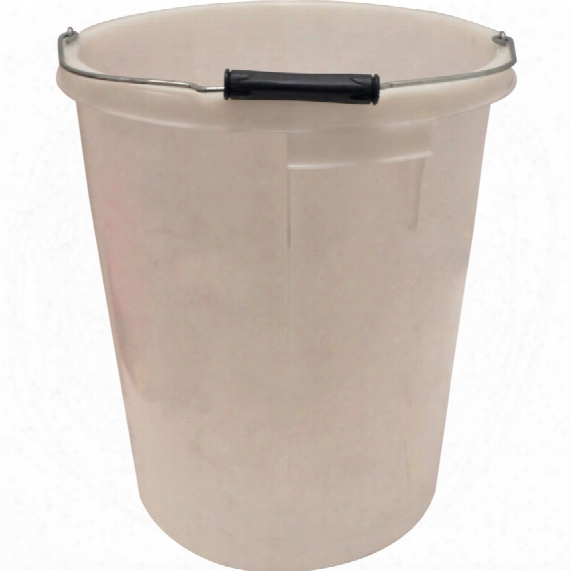 Workshop Plasterers Bucket 28ltr