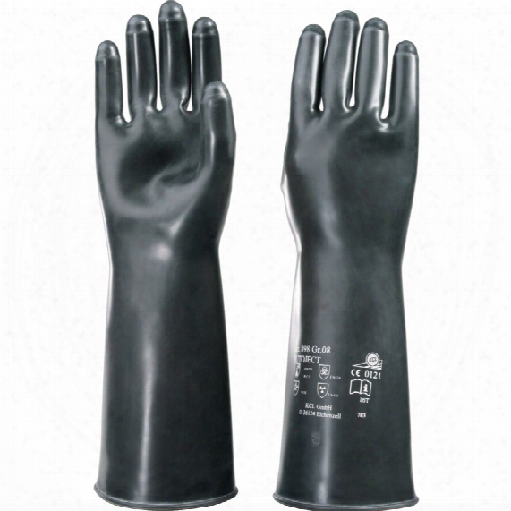 Kcl By Honeywell 898 Butoject Gloves Size 10