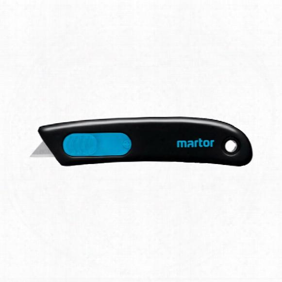 Martor Smartcut No. 110100 Blue Handle Knife
