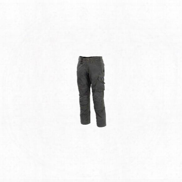 Mascot Almada Men's Grey Hardwear Trousers - Size 34r