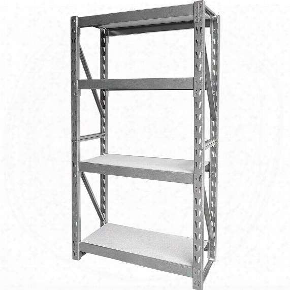 Matlock 4-shelf H/d Rack 1040x430x1830mm 455kg Per Shelf