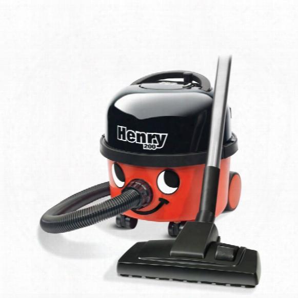 Numatic Henry Hvr200-12 General Purpose Cleaner Red 240v