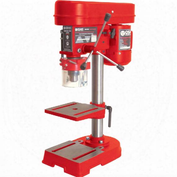 Osaki Bench Pillar Drill 230v 1 3mmx200mm Capacity