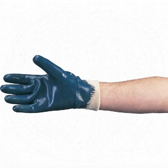 Polyco 9432 Nitron Flex Fully Coated Blue Gloves - Size 9