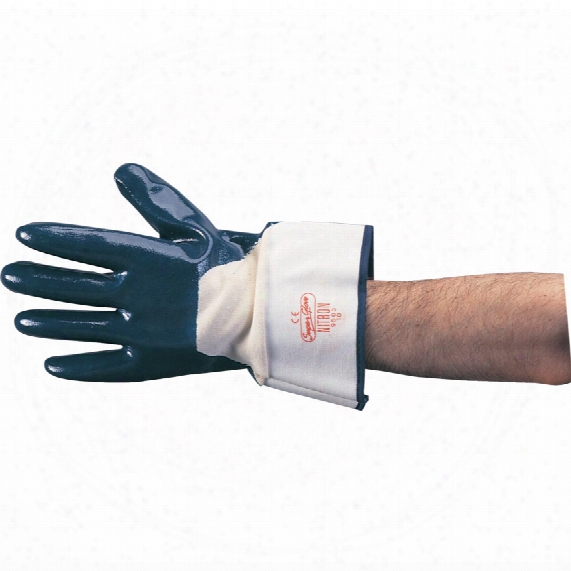 Polyco 9503 Nitron Pc Sc Gloves Safety Cuff Size 10
