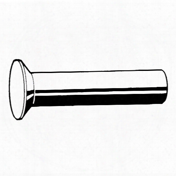 Qualfast 5.0x8mm Csk Rivet A2(bx-100)