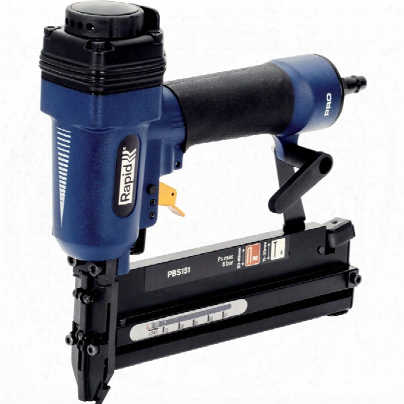 Rapid Pbs151 Pneumatic Combi Stapler / Nailer