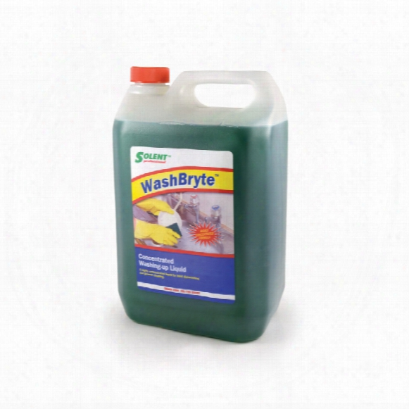 Solent Cleaning Professional Washing-up Liquid 5ltr