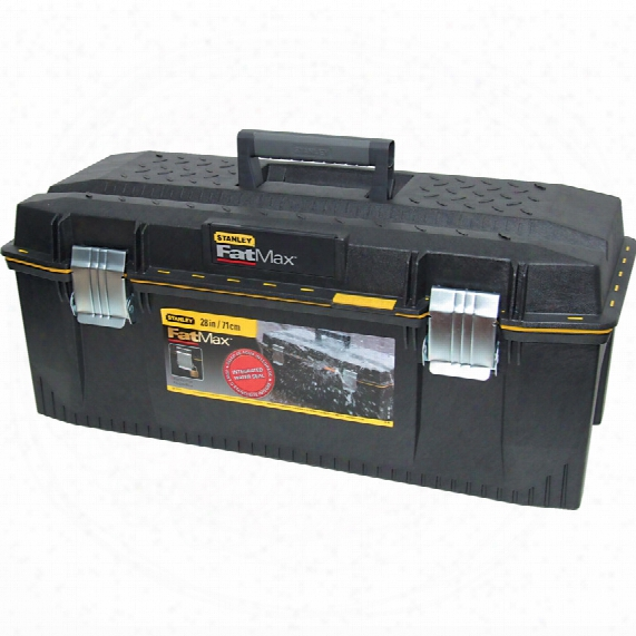 "Stanley 1-93-935 Fat Max 28"" Waterproof Toolbox"