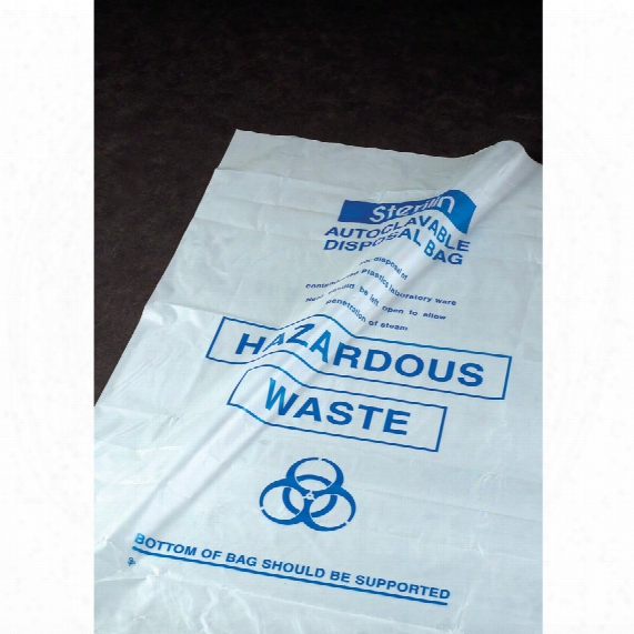 Sterilin Disposal Bag 305x660mm 50 9 Hdpe (200)
