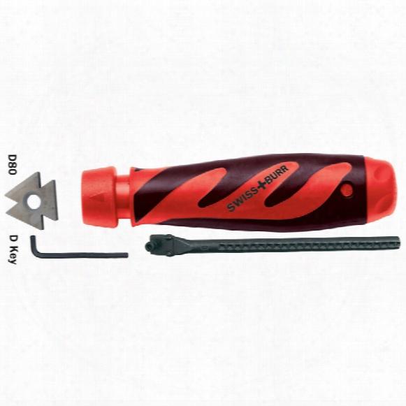 Swissburr D Hand Deburring Set 3-pc E
