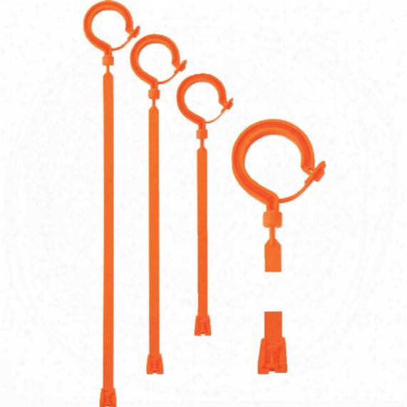 Toolarrest 3540l Tie Hook - Large Locking Hook - 50cm Belt