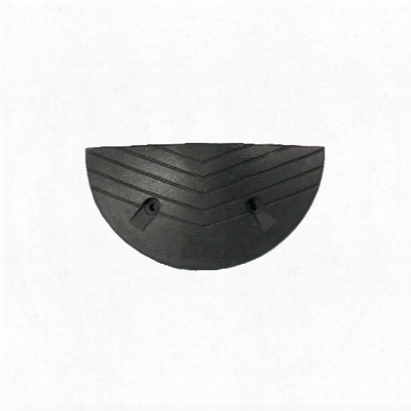 Vistaplan Sitecop Ramp 0-5mph 500x500x70mm End Pair