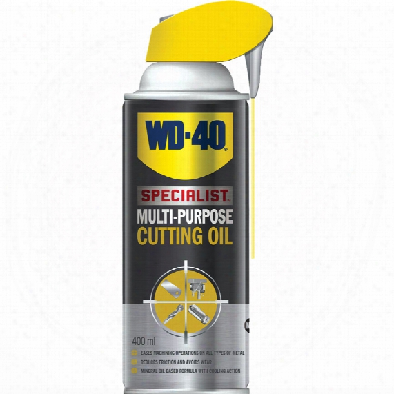Wd-40 Specialist Multi-purpose Cutting Oil 400ml