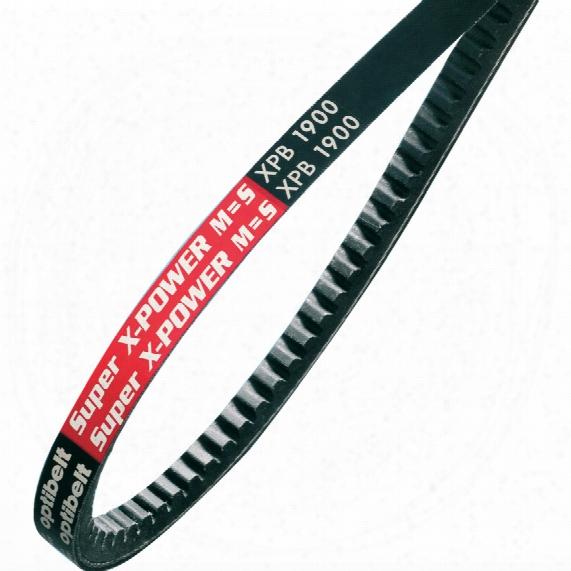 Xpb2800 Optibelt-super X- Power V-belt Raw Edge
