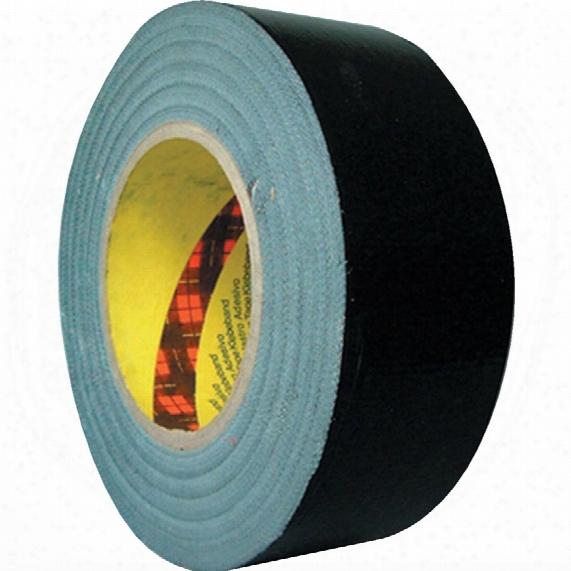 3m 3998 25mmx50m Waterproof Black Cloth Tape