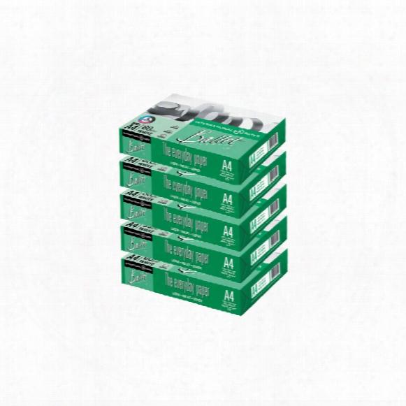 A4 White Box Copier Paper 80gsm (5 Reams)