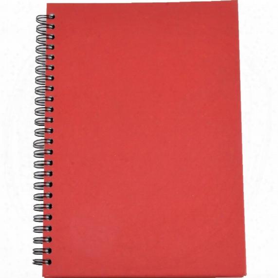 A5 Spiral Bound Manuscript Book