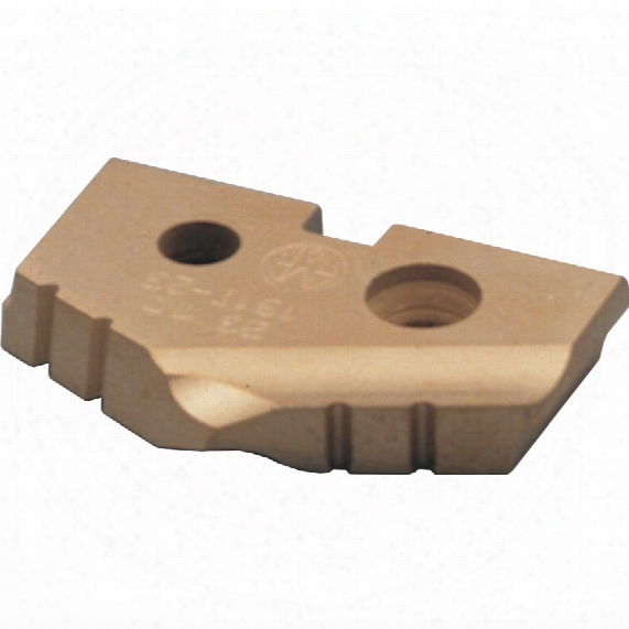 Allied Machine And Engineering 154n-49 49.00mm 5% Co Tic N Coat Insert