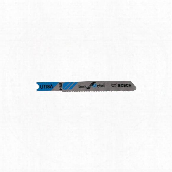Bosch 2608631511 U118a (pk-3) Jigsaw Blades
