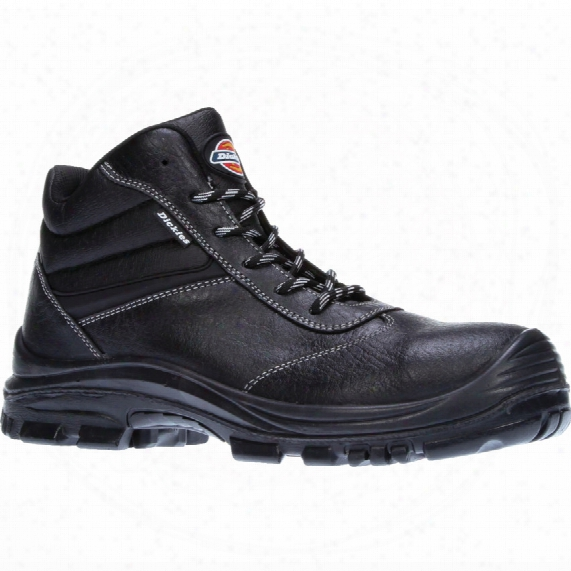 Dickies Fc23340 Fractus Black Super Safety Boots Size - 9