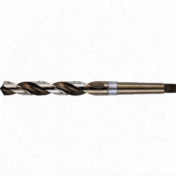 Dormer A730 17.50mm Hsco Taper Shank H/d Drill