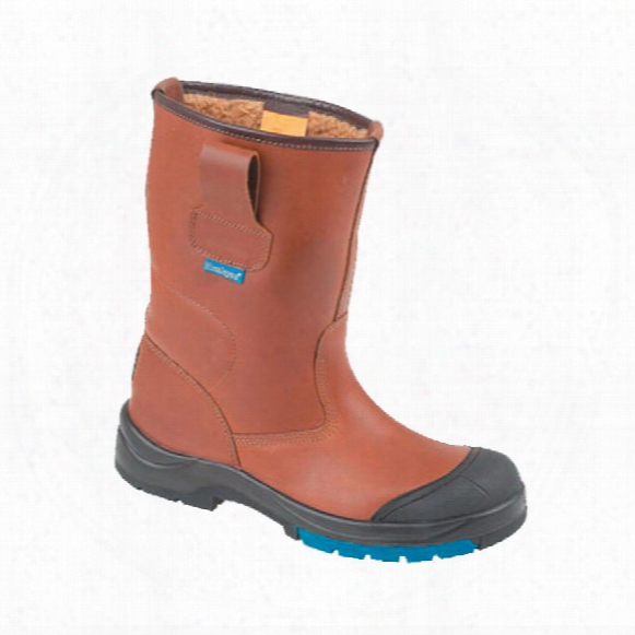 Himalayan 9105 Hygrip Pu/rubber Rigger Boots - Size 5