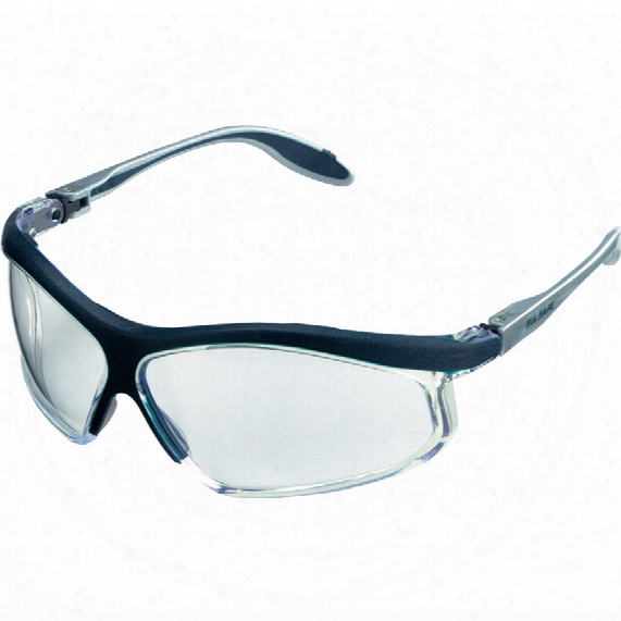 Honeywell 1012820 Pivot Bl/water I/ O Silver Lens Eyeshield