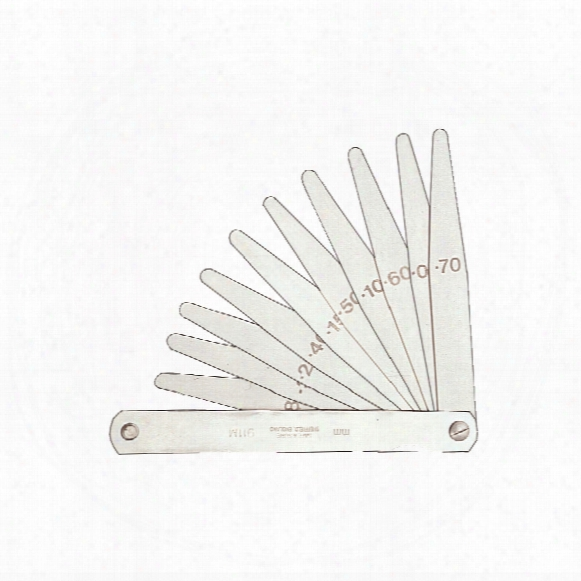 Moore & Wright 911 Safe & Sure Feeler Gauge