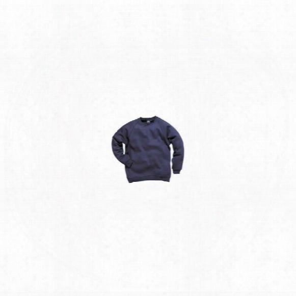 Portwest B300 Roma Navy Sweatshirt - Size S