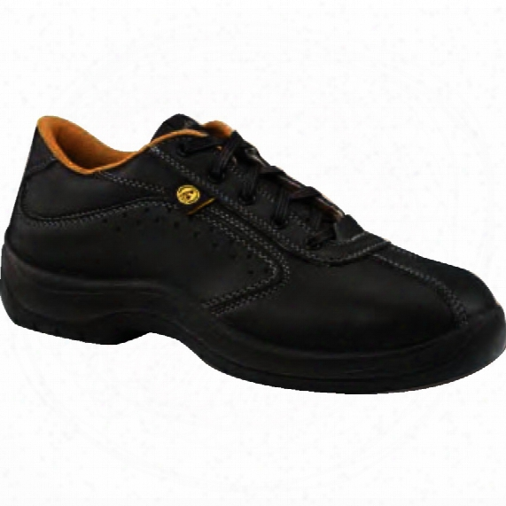 Psf En219 Esd Black Safety Trainers - Size 6
