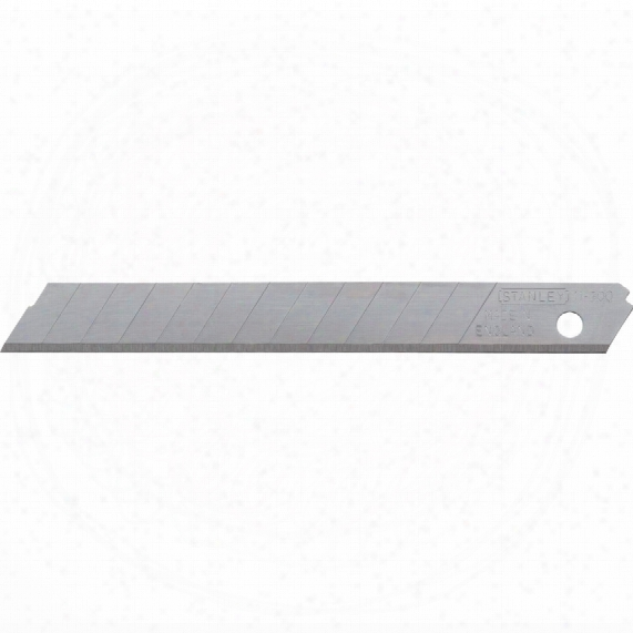 Stanley 0-11-300 9mm Snap-off Blades (pk-10)